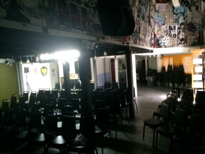 NerdMelt Showroom...minus all the people.