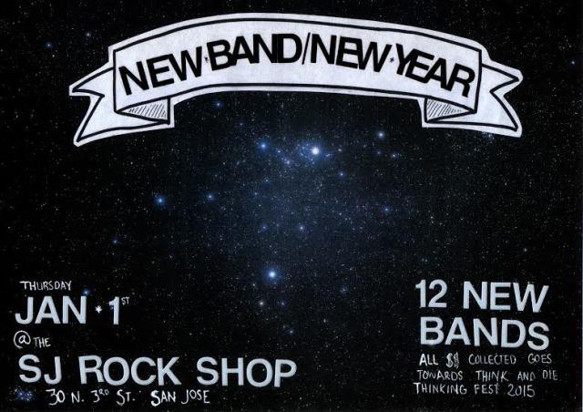 newbandnewyear